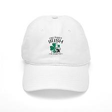 I'm Part Irish Baseball Baseball Cap