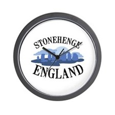 Stonehenge England Wall Clock