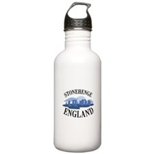 Stonehenge England Water Bottle