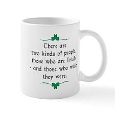 Two Kinds Of People Small Mug