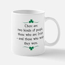 Two Kinds Of People Small Small Mug