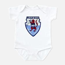 USS VREELAND Infant Bodysuit