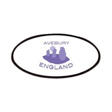 Avebury England Patch