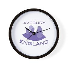 Avebury England Wall Clock