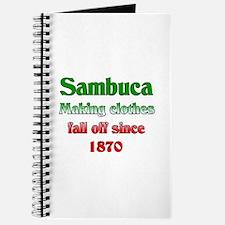 Italian Sambuca Journal