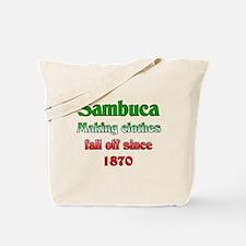 Italian Sambuca Tote Bag