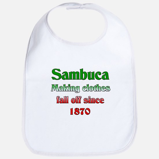 Italian Sambuca Bib