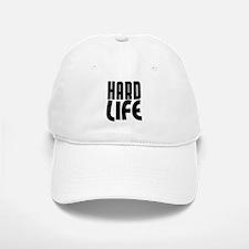 HARD LIFE Baseball Baseball Cap