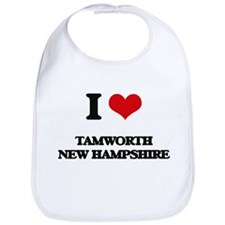 I love Tamworth New Hampshire Bib