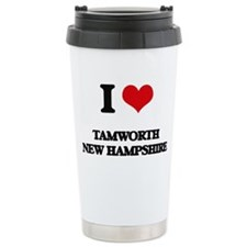 I love Tamworth New Ham Travel Mug