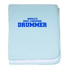 WORLD'S MOST AWESOME Drummer-Fre blue 600 baby bla