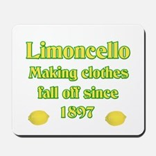 Italian Limoncello Mousepad