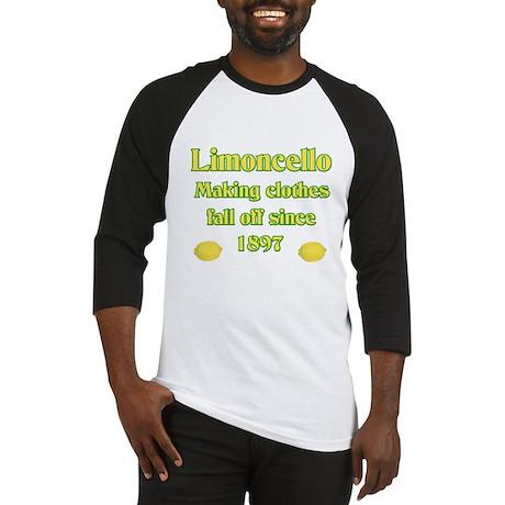 Italian Limoncello Baseball Jersey