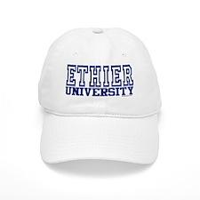 ETHIER University Baseball Cap