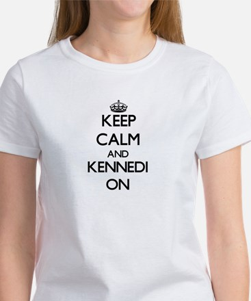 Keep Calm and Kennedi ON T-Shirt