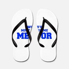 WORLD'S MOST AWESOME Mentor-Fre blue 600 Flip Flop