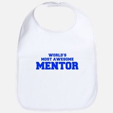 WORLD'S MOST AWESOME Mentor-Fre blue 600 Bib