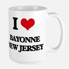 I love Bayonne New Jersey Mugs