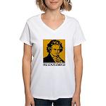 Innovator Women's V-Neck T-Shirt