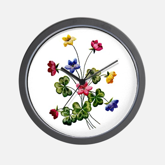 IRISH SPRING Wall Clock