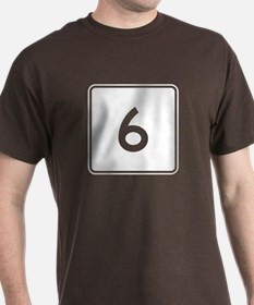 State Route 6, Maine T-Shirt
