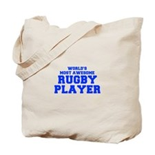 WORLD'S MOST AWESOME Rugby Player-Fre blue 400 Tot
