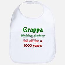 Italian Grappa Bib