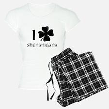 I Shamrock Shenanigans Pajamas