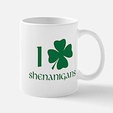 I Shamrock Shenanigans Mug