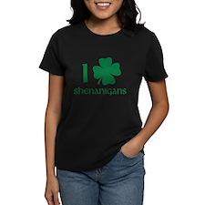 I Shamrock Shenanigans Tee