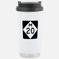 M-20, Michigan Travel Mug