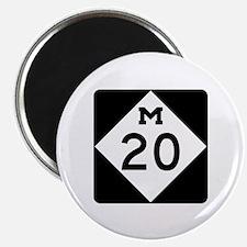 M-20, Michigan Magnet