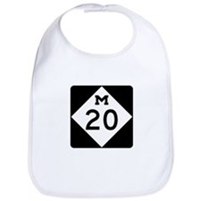 M-20, Michigan Bib