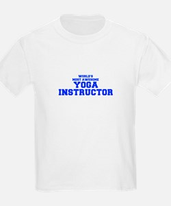 WORLD'S MOST AWESOME Yoga Instructor-Fre blue 400