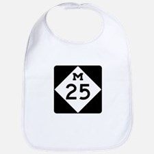 M-25, Michigan Bib
