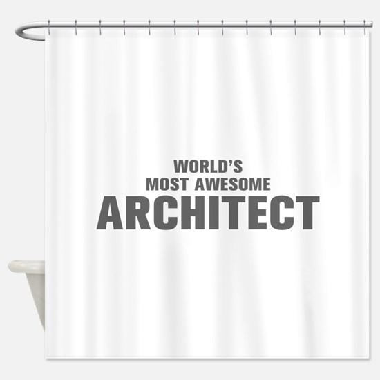 WORLDS MOST AWESOME Architect-Akz gray 500 Shower