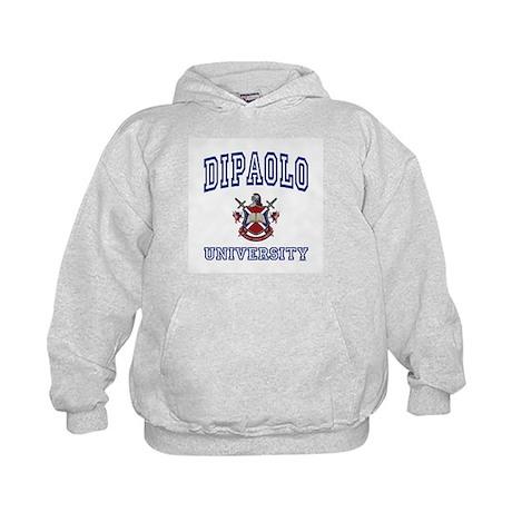 DIPAOLO University Kids Hoodie