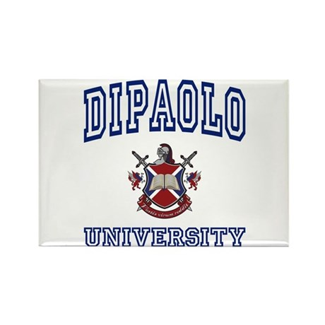 DIPAOLO University Rectangle Magnet (100 pack)