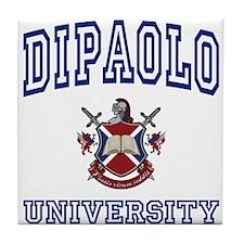DIPAOLO University Tile Coaster