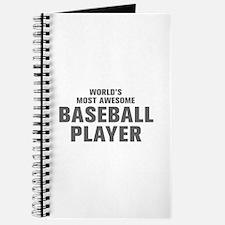 WORLDS MOST AWESOME Baseball Player-Akz gray 300 J