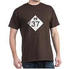 M-37, Michigan T-Shirt