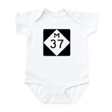M-37, Michigan Infant Bodysuit