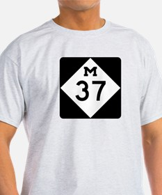 M-37, Michigan T-Shirt