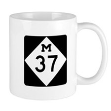 M-37, Michigan Mug