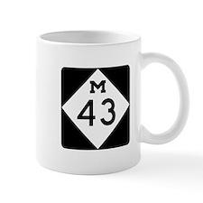M-43, Michigan Mug