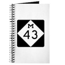 M-43, Michigan Journal