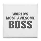 Boss day Drink Coasters