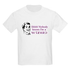 Shh! Nobody knows T-Shirt