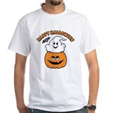 Halloween Mens Classic White T-Shirts