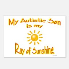 Ray Of Sunshine (Son) Postcards (Package of 8)